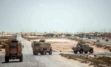 مقتل 5 مسلحين بتبادل لإطلاق النار مع ..