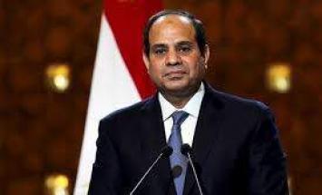 الرئيس المصري يتلقى اتصالاً هاتفياً ..