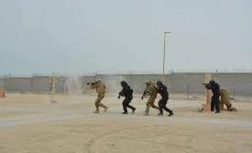 اختتام التدريبات العسكرية المشتركة ..