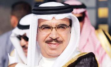 وزير الداخلية البحريني يستغرب تعاقد ..