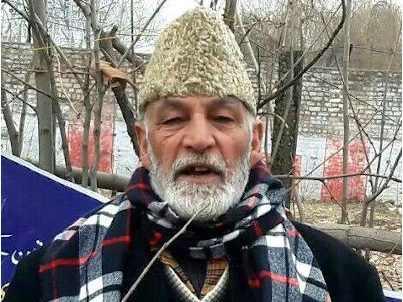 Khan Sopori Released Only After Paralytic Stroke In Haryana Jail - UrduPoint