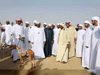 سلطان بن زايد يشهد فعاليات مهرجان سموه في الأسبوع الثاني