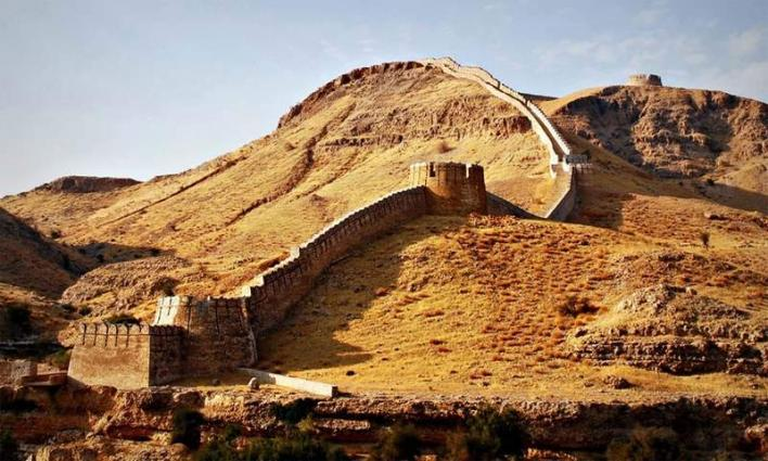 Rani Kot -The Great Wall Of Sindh - UrduPoint