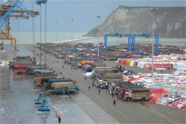Gwadar Smart Port City Master Plan Project (GSPMPP) to transform Gwadar into prosperous city