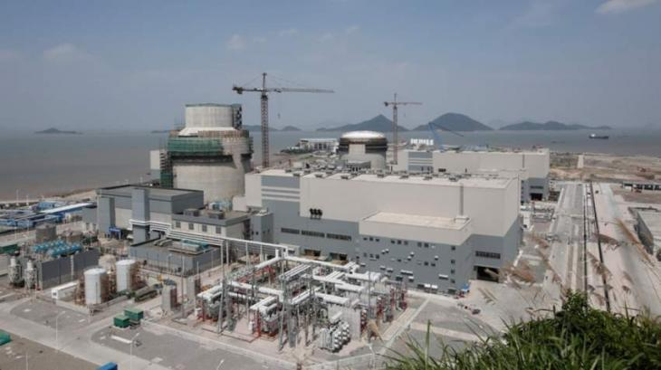 Nuclear power plant in eastern China starts operation