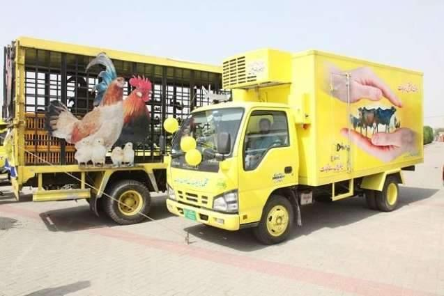 Mobile Veterinary Dispensary Inaugurated - UrduPoint