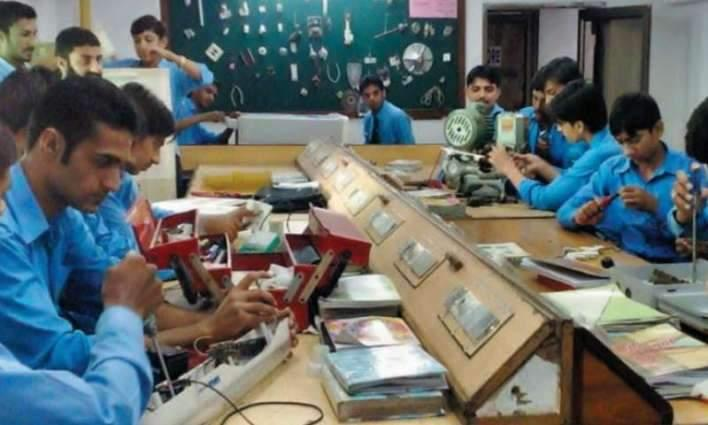 NAVTTC providing Int'l standard technical education to youth