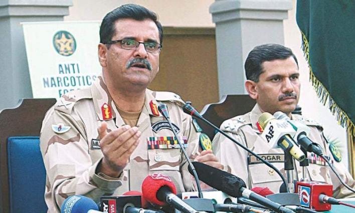Zero-tolerance for drug mafia : DG ANF