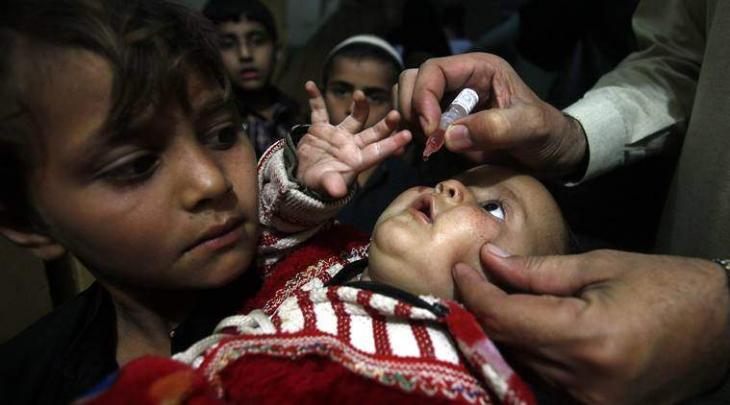 Anti-polio drive from Jan 21 in Faisalabad