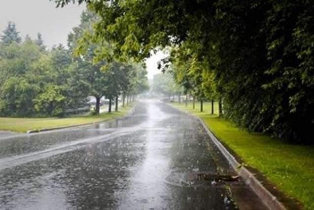 Rain turns weather pleasant in Rawalpindi