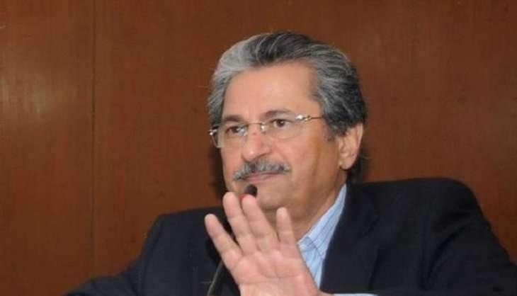 Uniform education system a must for nation building: Shafqat Mahmood