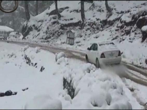 Severe Cold wave grips AJK
