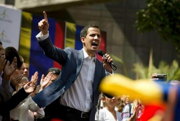 US State Department Calls for Transition to New Government in Venezuela