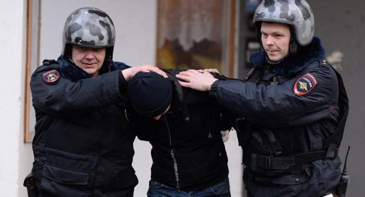Russian Police Detain Man Involved in Creating Terror Cell - Anti-Terrorism Committee