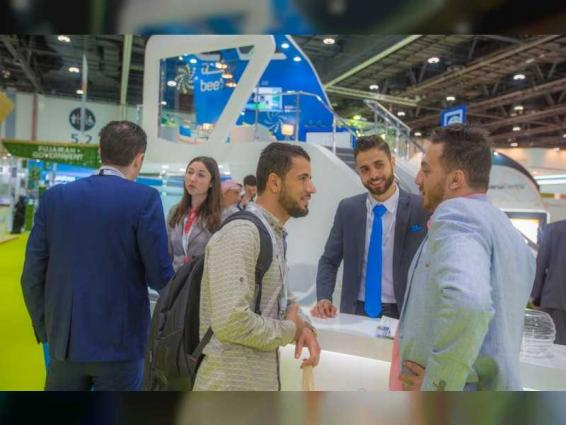 Bee'ah demonstrates leadership in sustainable innovation at WFES 2019