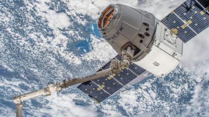 US Cargo Spacecraft Dragon Successfully Splashes Down - SpaceX