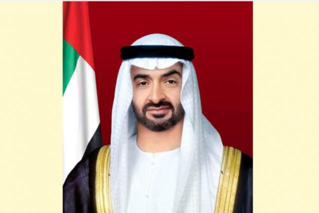 In presence of Mohamed bin Zayed and President Ould Abdel Aziz, Khalifa Fund signs USD 25 million agreement to promote entrepreneurship in Mauritania