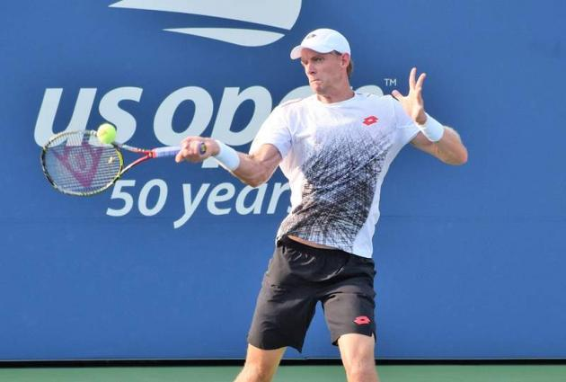 Fifth seed Anderson safely into Open second round