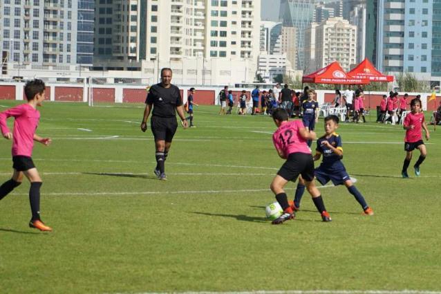 Al Wasl Club Academy defeats AS Roma 8-0 in Week 7 of DSCAC