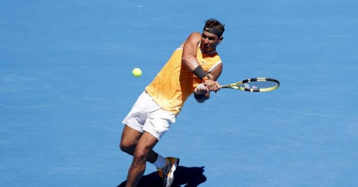 Results from Day 1 of the Australian Open on Monday