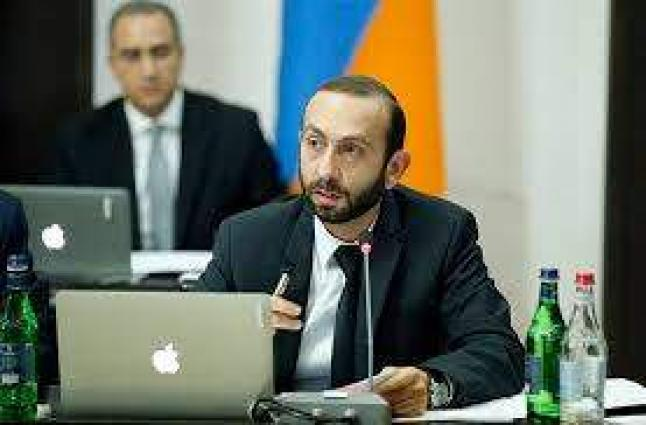 Armenia's Former First Deputy Prime Minister Mirzoyan Elected National Assembly Speaker