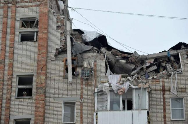 One dead, four missing in Russia gas blast