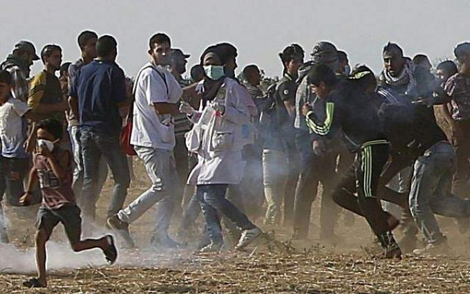 Palestinian Teen Dies of Injures Sustained in Clashes With Israeli Forces in Gaza - Medics