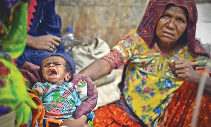 HRC making efforts to provide basic education, health facilities to Thar children