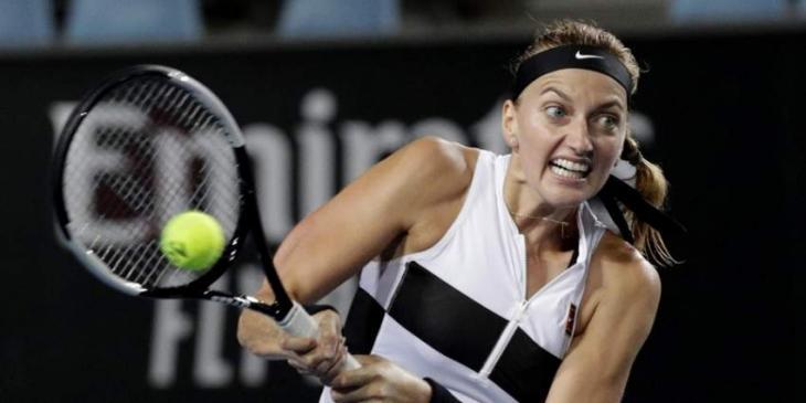 Kvitova coasts into Australian Open second round