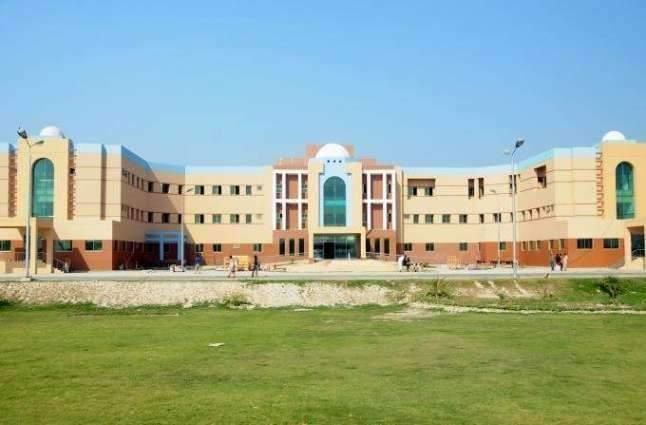 Civil Hospital Bahawalpur served 1.2 million patients in year 2018