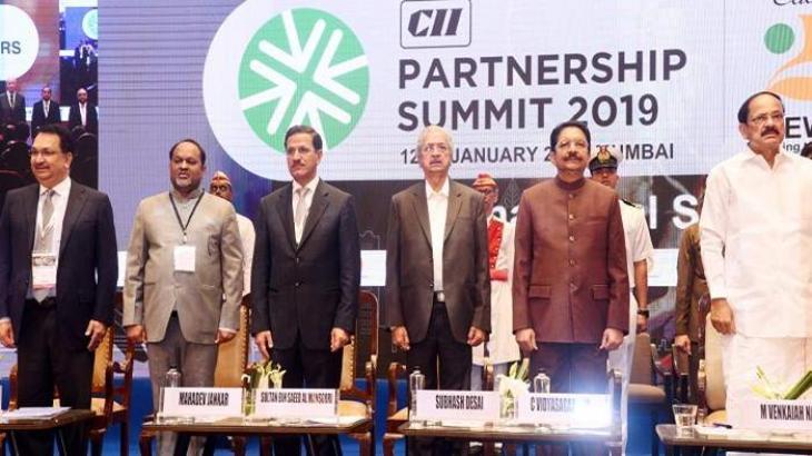 ADX participates in India's Partnership Summit 2019