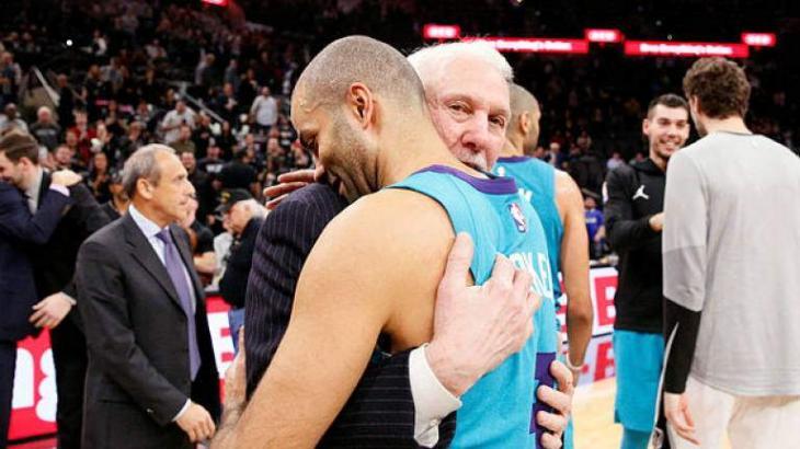 Tony Parker in triumphant San Antonio return as Hornets down Spurs