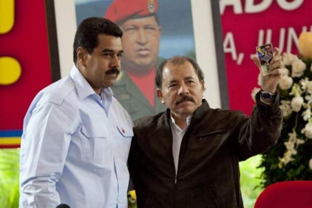 Nicaraguan Government Says Supports Venezuelan President Maduro