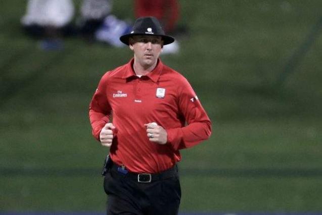 Michael Gough to umpire in Lahore; PCB announces match officials