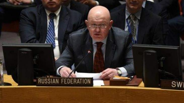 Discriminatory Economic Measures Against Venezuela Should Be Avoided - Russian Envoy to UN