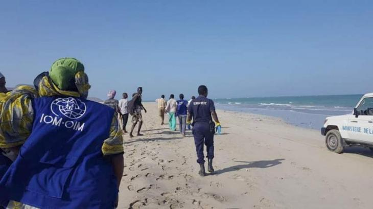 Death toll up to 28 after migrant boats sink off Djibouti: IOM