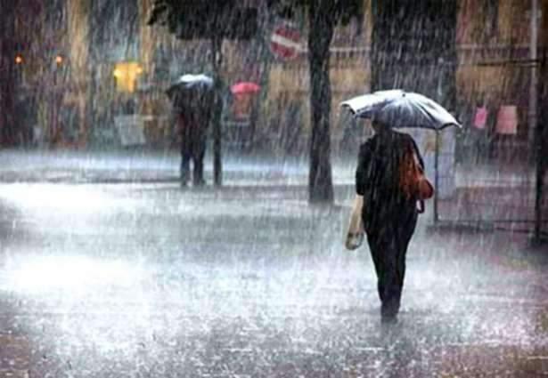 2.5 mm rain recorded in city Multan