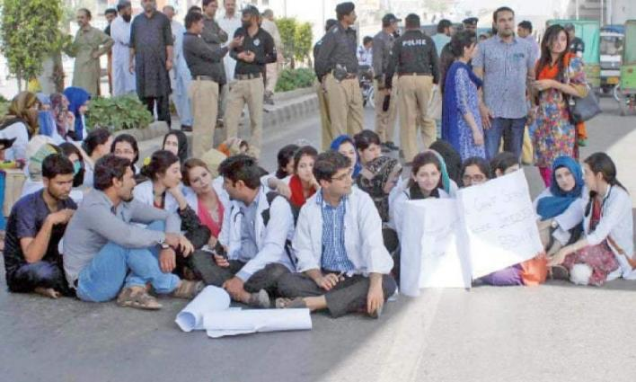 Young doctors' strike ends after successful negotiations with govt