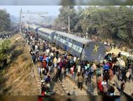 DPA: Seven killed as train derails in eastern India