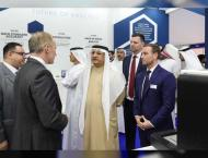 DHA Director-General opens 18th edition of MEDLAB in Dubai