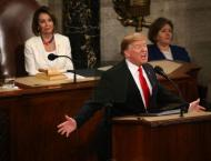 Trump in State of Union Address Pushes Peace Agenda, Boasts of US ..