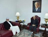 Government committed to resolve problems of AJK masses, Sardar Ma ..