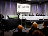 Russia's Data on MH17 Crash Must be Taken Into Account in Talks W ..