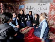 Houbara Conservation Fund rolls out alternative classroom program ..
