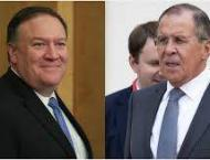 Lavrov, Pompeo Discuss Venezuela, Syria in Phone Talks - Russian  ..