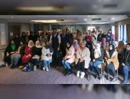 Scottish Secretary for Justice receives students for Multicultura ..