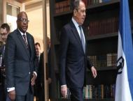 Lesotho's Foreign Minister Says Discussed Hydroelectric Plant Con ..