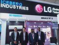 LG Electronics displays its latest portfolio of Air Solutions dur ..