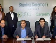 PTCL collaborates with Careem to offer discounts on rides to cust ..