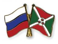 Burundi, Russia Want Economic Contacts to Live Up to Level of Pol ..